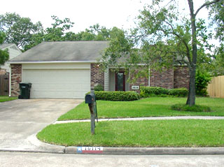 front Cypress Texas real estate