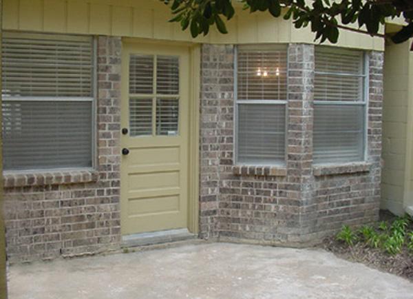 4505 Acacia Bellaire back door