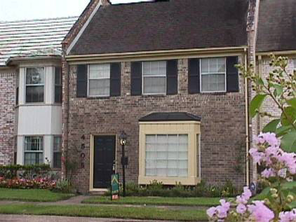 Bellaire Town Home for sale
