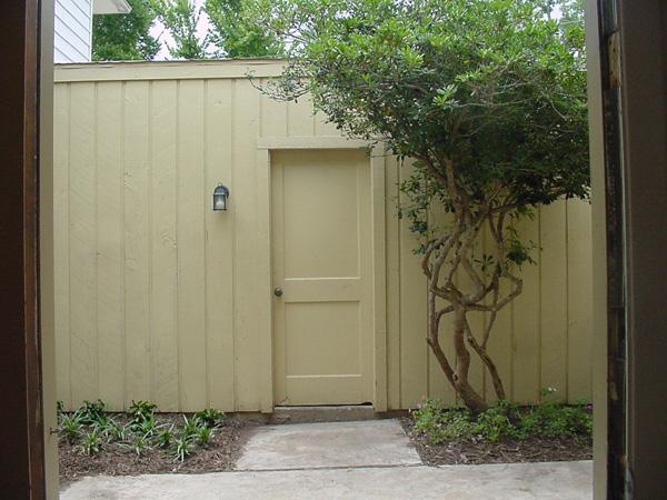 4505 Acacia Bellaire  patio