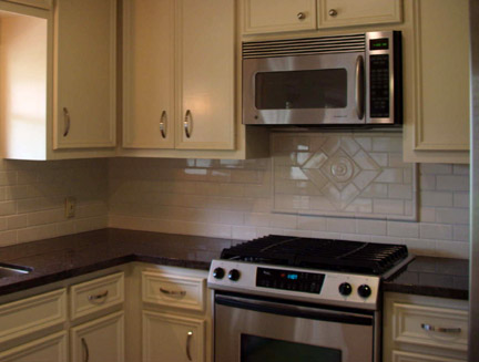 4513 Hummingbird kitchen oven, Houston Texas real estate