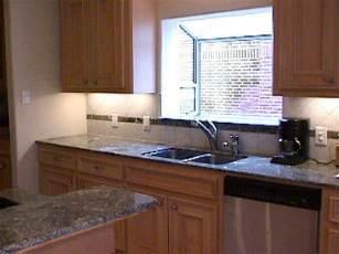 kitchen of Cedar home in Bellaire TX