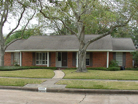 front Houston Texas real estate