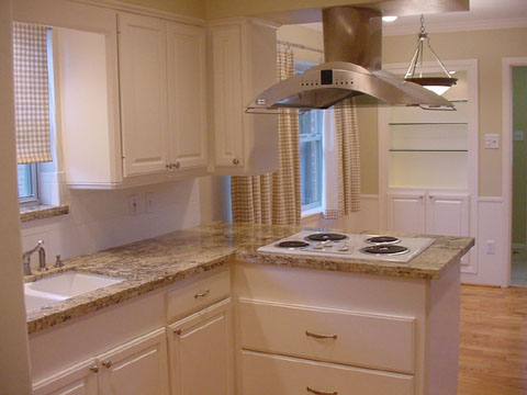 kitchen and breakfast Houston Texas real estate