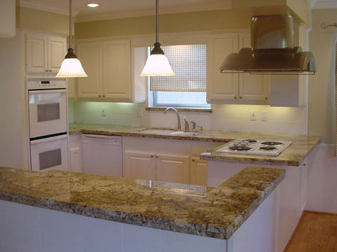 kitchen counters Houston Texas real estate